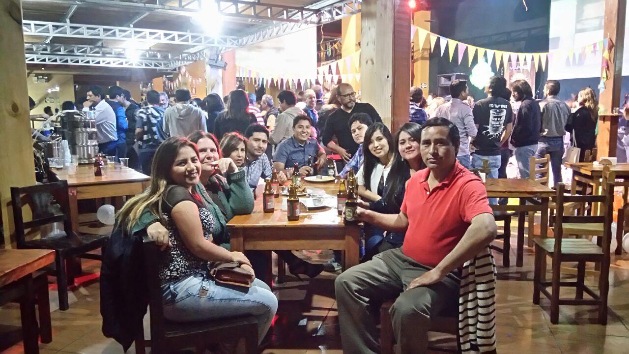 Participacion De MAPRIAL En Lima Beer Week 2016